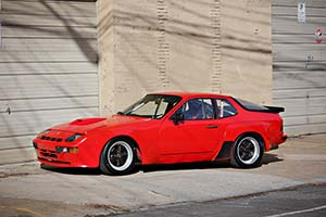 Click here to open the Porsche 924 Carrera GTS Clubsport  gallery