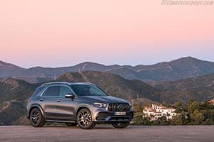 Click here to open the Mercedes-AMG GLE 53 4MATIC+ gallery