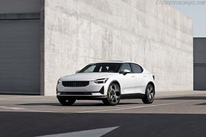 Click here to open the Polestar 2 gallery