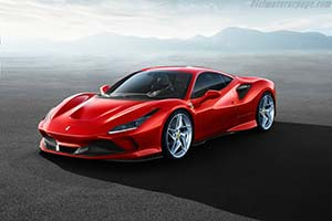 Click here to open the Ferrari F8 Tributo gallery