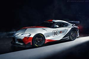 Click here to open the Toyota GR Supra GT4 Concept gallery