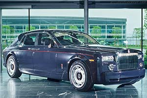 Click here to open the Rolls-Royce Phantom Centenary gallery