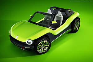 Click here to open the Volkswagen ID. Buggy Concept gallery
