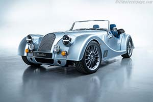 Click here to open the Morgan Plus Six Roadster gallery