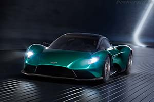 Click here to open the Aston Martin Vanquish Vision Concept gallery