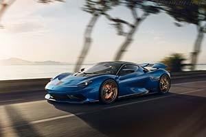 Click here to open the Automobili Pininfarina Battista gallery