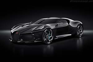 Click here to open the Bugatti La Voiture Noire gallery