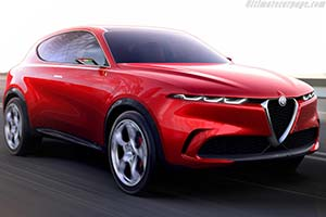 Click here to open the Alfa Romeo Tonale Concept gallery
