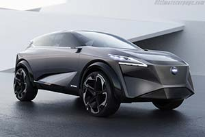 Click here to open the Nissan IMQ Concept gallery