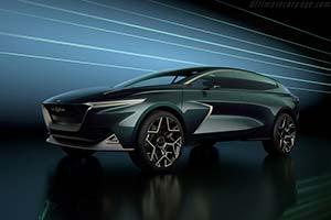 Click here to open the Lagonda All-Terrain Concept gallery