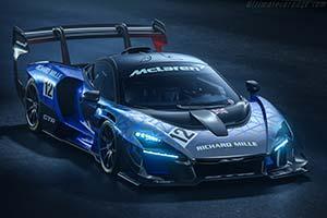 Click here to open the McLaren Senna GTR gallery