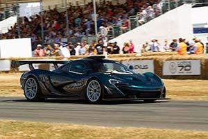 Click here to open the McLaren P1 GT gallery