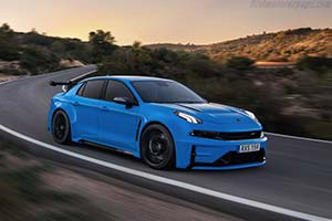 Click here to open the Lynk & Co 03 Cyan Concept gallery