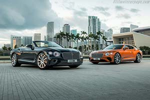 Click here to open the Bentley Continental GT V8 Convertible gallery