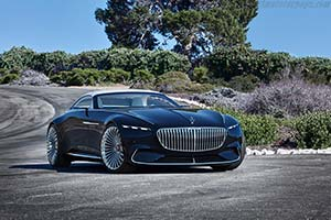 Click here to open the Mercedes-Maybach Vision 6 Cabriolet gallery