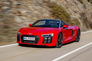 Click here to open the Audi R8 V10 RWS Spyder gallery