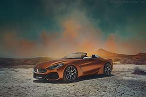 Click here to open the BMW Concept Z4 gallery