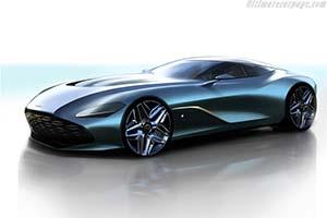 Click here to open the Aston Martin DBS GT Zagato gallery