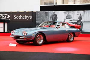 Click here to open the Lamborghini 400 GT 2+2  gallery