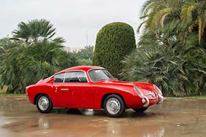Click here to open the Fiat Abarth 750 Zagato Coupe  gallery