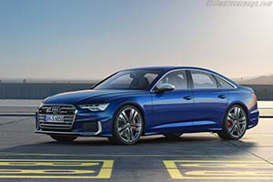 Click here to open the Audi S6 Sedan TDI gallery