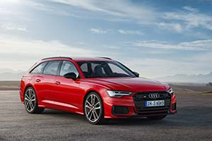Click here to open the Audi S6 Avant TDI gallery
