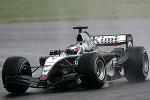Click here to open the McLaren MP4-19B Mercedes gallery