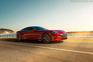 Click here to open the Karma Revero GT gallery