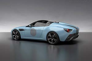 Click here to open the Aston Martin Vantage V12 Zagato Speedster gallery