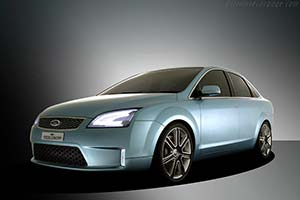 Click here to open the Ford Focus Concept gallery