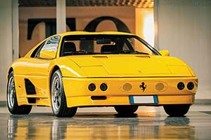 Click here to open the Ferrari 348 TB Zagato Elaborazione  gallery