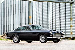 Click here to open the Aston Martin DB4  gallery