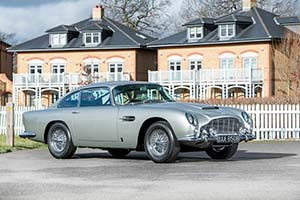 Click here to open the Aston Martin DB5  gallery