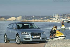 Click here to open the Audi A3 Sportback gallery