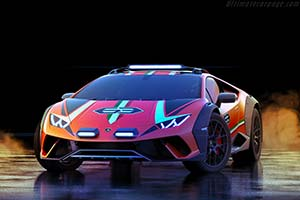 Click here to open the Lamborghini Huracán Sterrato Concept gallery
