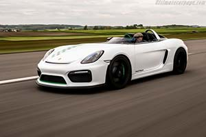 Click here to open the Porsche Boxster Bergspyder gallery