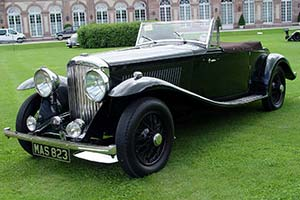 Click here to open the Bentley 4¼ Litre Close Coupled Roadster gallery