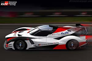 Click here to open the Toyota GR Super Sport gallery