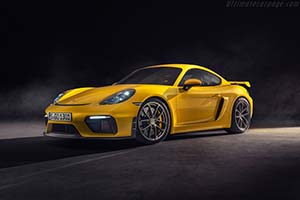Click here to open the Porsche 718 Cayman GT4 gallery