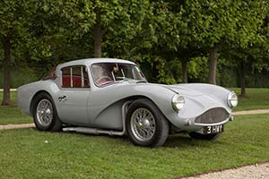 Click here to open the Aston Martin DB3S Fixed Head Coupe  gallery