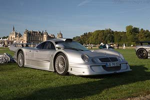 Click here to open the Mercedes-Benz CLK-LM Strassenversion  gallery