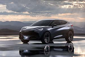 Click here to open the Cupra Tavascan Concept gallery