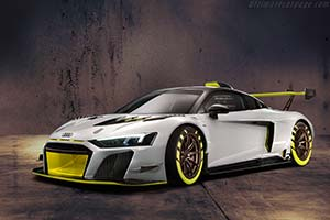 Click here to open the Audi R8 LMS GT2 gallery