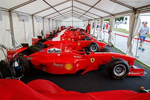 1998 Ferrari F300 Specifications Ultimatecarpage Com