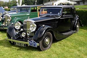 Click here to open the Bentley 4¼ Litre Erdmann & Rossi Sedanca gallery