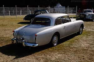 Click here to open the Bentley R-Type Continental Graber Coupe gallery