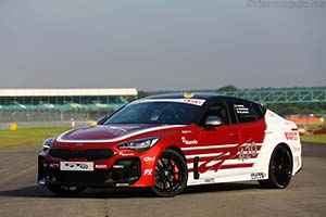 Click here to open the Kia Stinger GT420 gallery