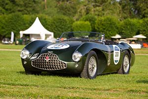 Click here to open the Aston Martin DB3 Spider  gallery
