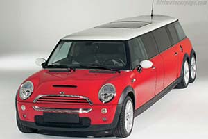 Click here to open the MINI Cooper S XXL gallery