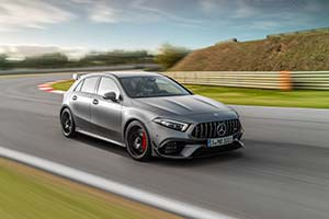 Click here to open the Mercedes-AMG A 45 S 4MATIC+ gallery